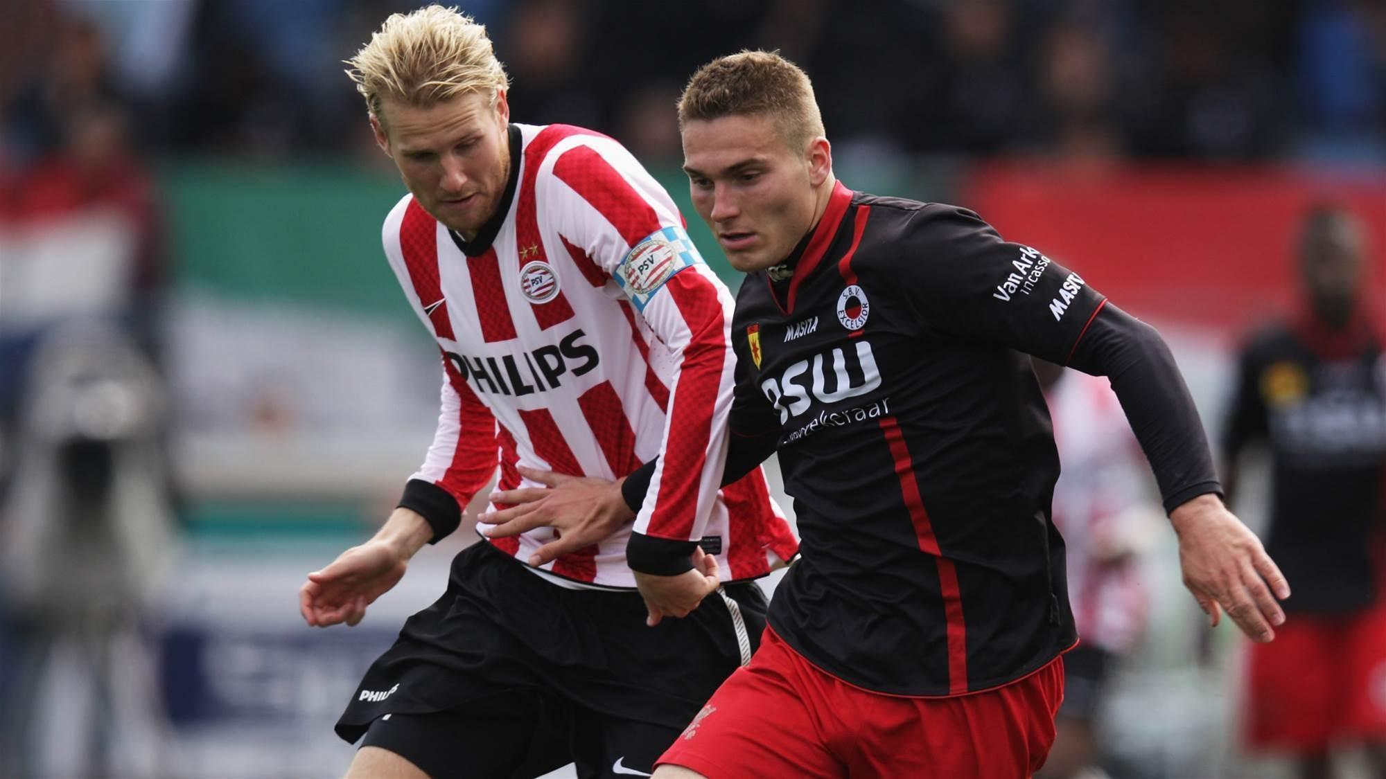 Dutch defender Bart Schenkeveld headed to Melbourne City