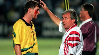 David Hill: Why I didn't sack Terry Venables