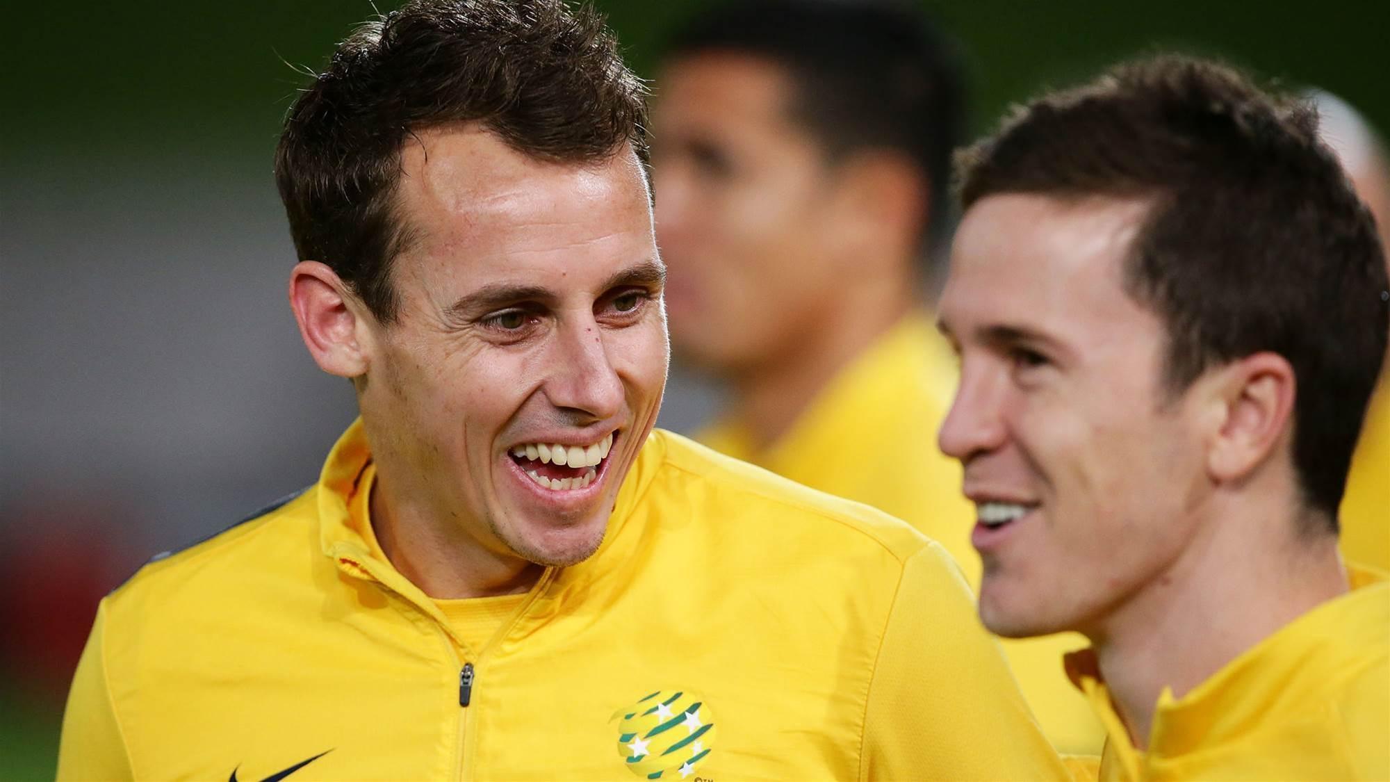 Wilkshire farewells Dynamo, welcomes Socceroos