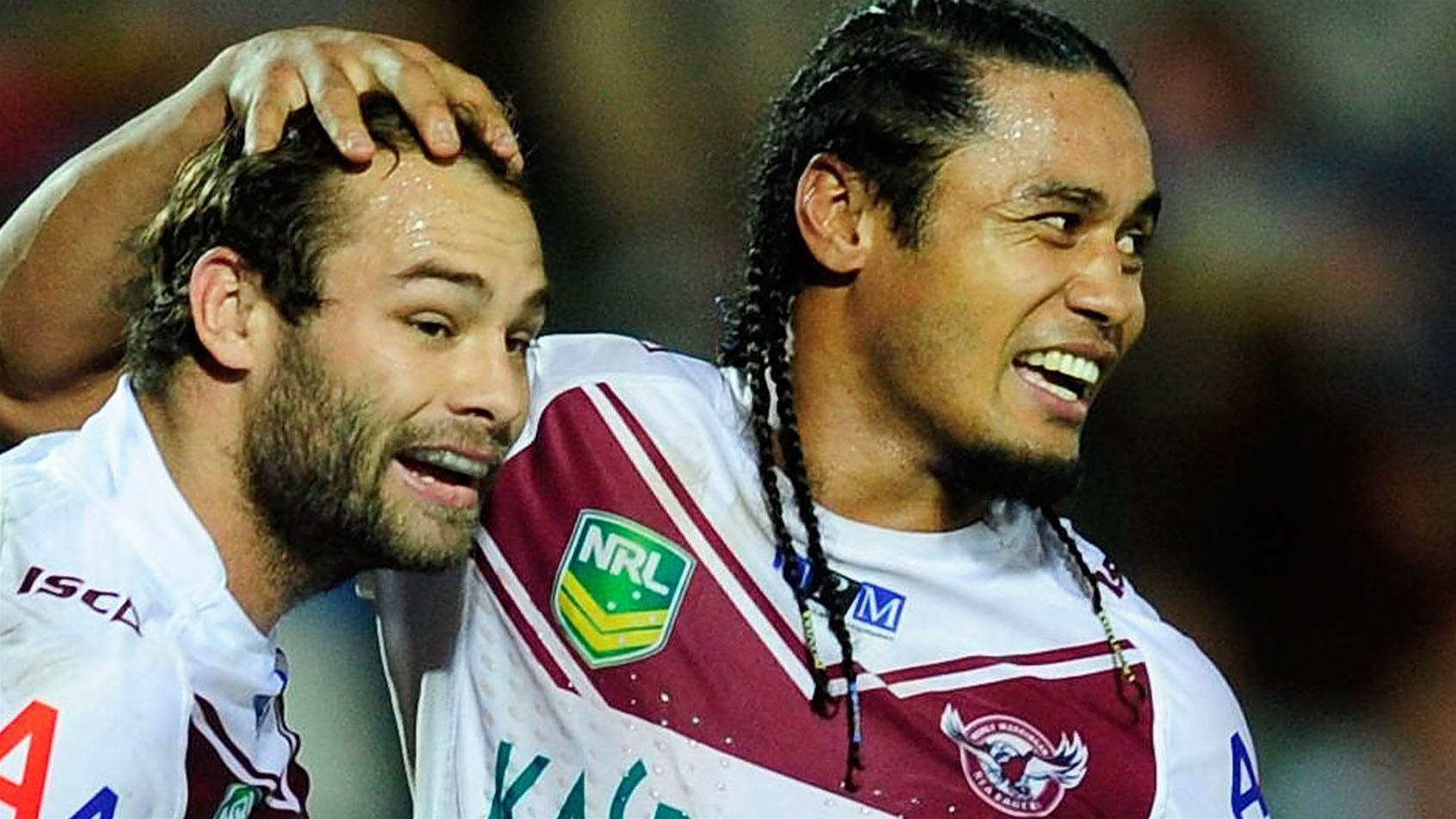 Stewart and Matai's careers officially over