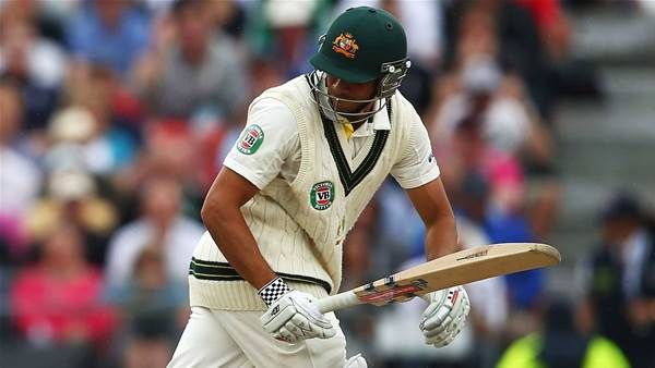Australia capitulate in Second Test