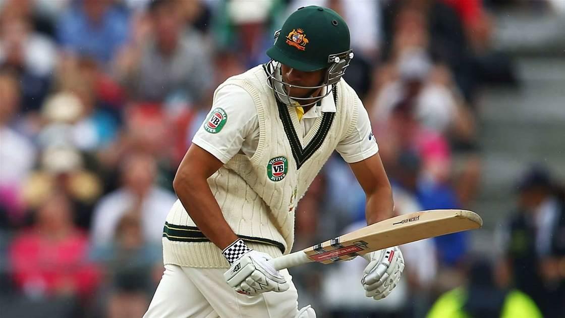 Australia capitulate in Second Test