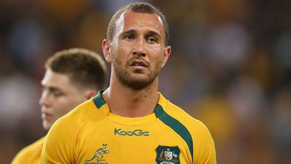Aussies named to face All Blacks