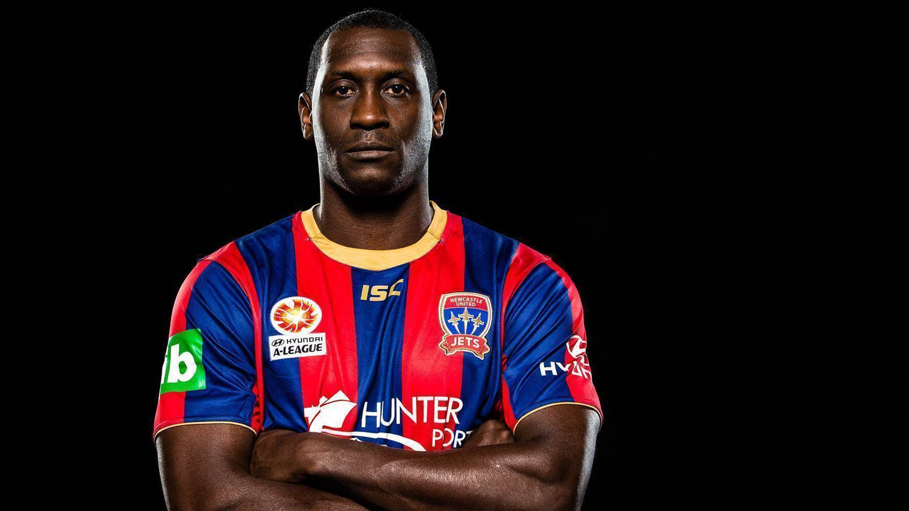Heskey encourages players: Come to the A-League