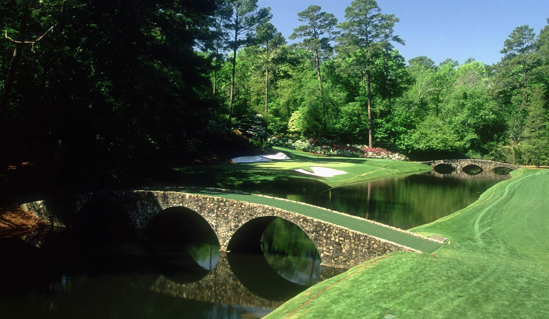 MASTERS: The three holes players fear most