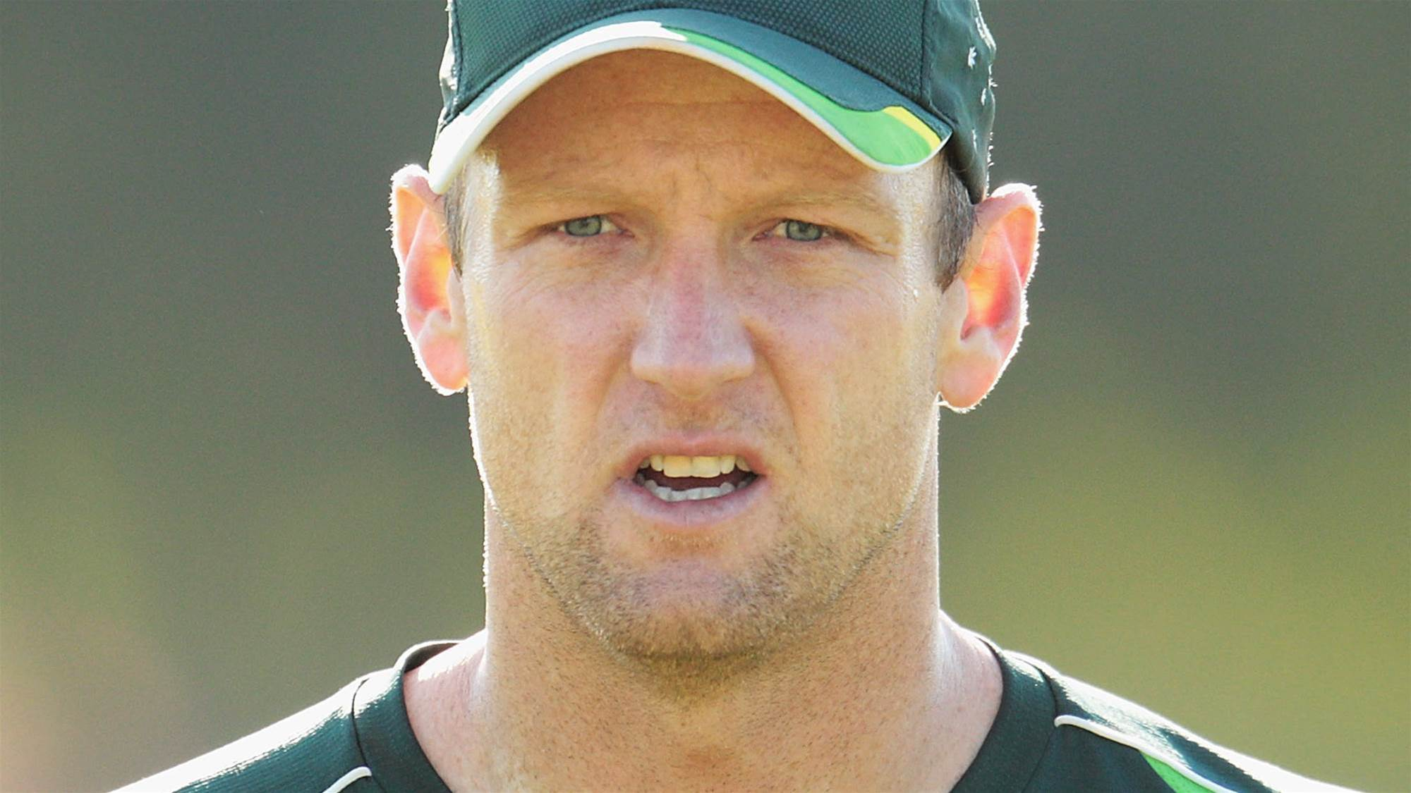 White blasted by Aussie selector