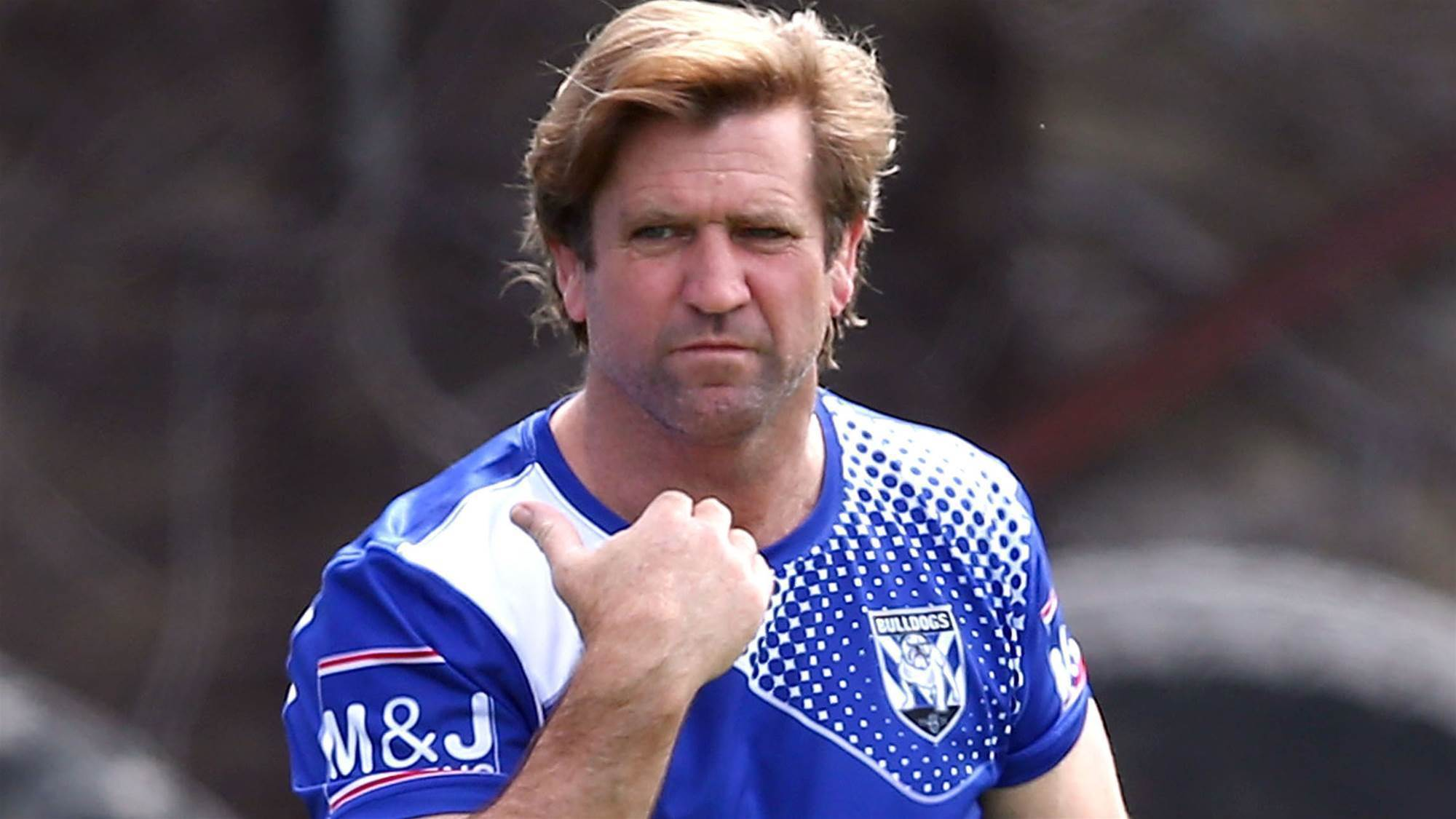 Hasler shuts down sacking rumours
