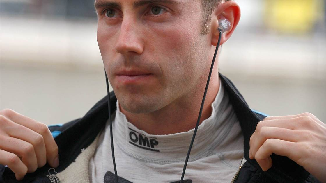 James Davison to replace injured Bourdais in Indy 500