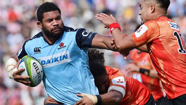 Waratahs set for rebuild