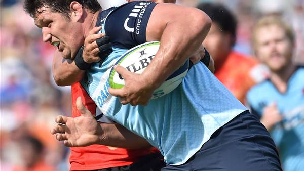 Waratahs lose another veteran