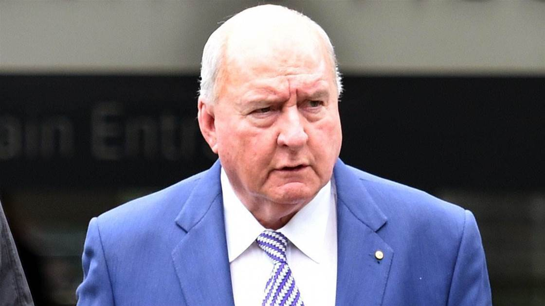 Alan Jones outlines plan to save Australian rugby