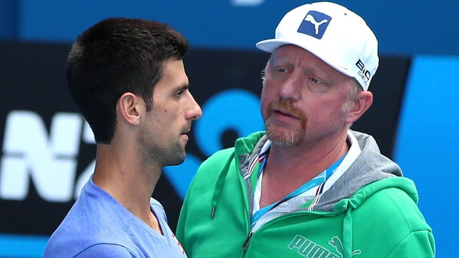 Becker slams Djokovic's Aussie Open exit