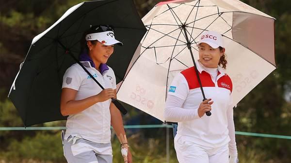 WOMEN'S OPEN: Ko v Jutanugarn – the friendliest of rivals