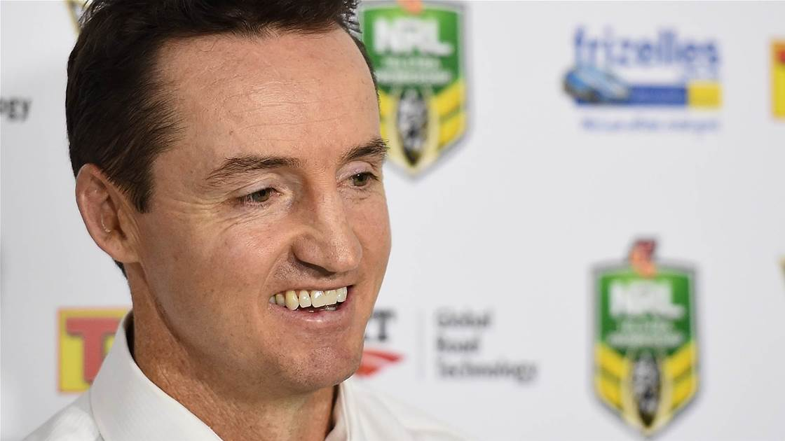 Taylor chuffed with new leadership group