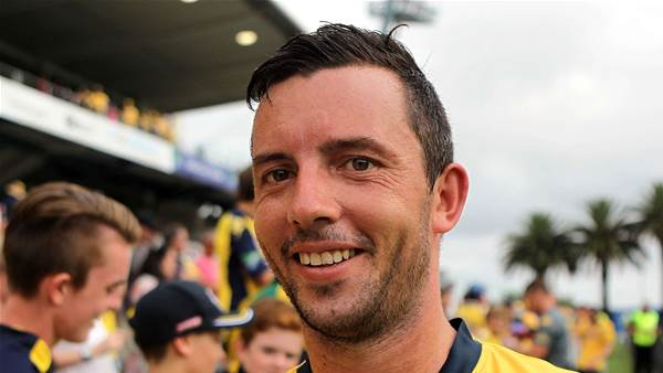 Hutchinson axed by Mariners