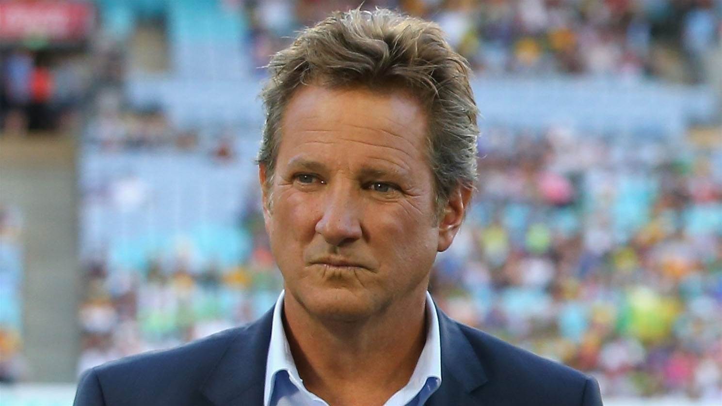 Mark Nicholas takes leave for ongoing illness