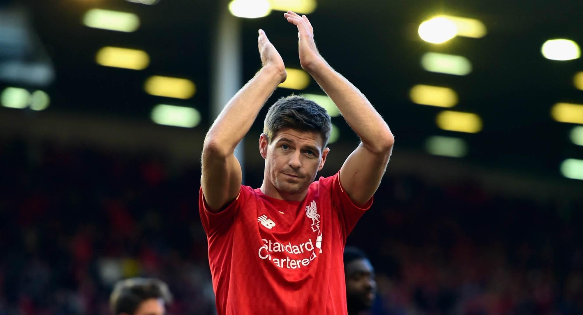Gerrard to play in Sydney