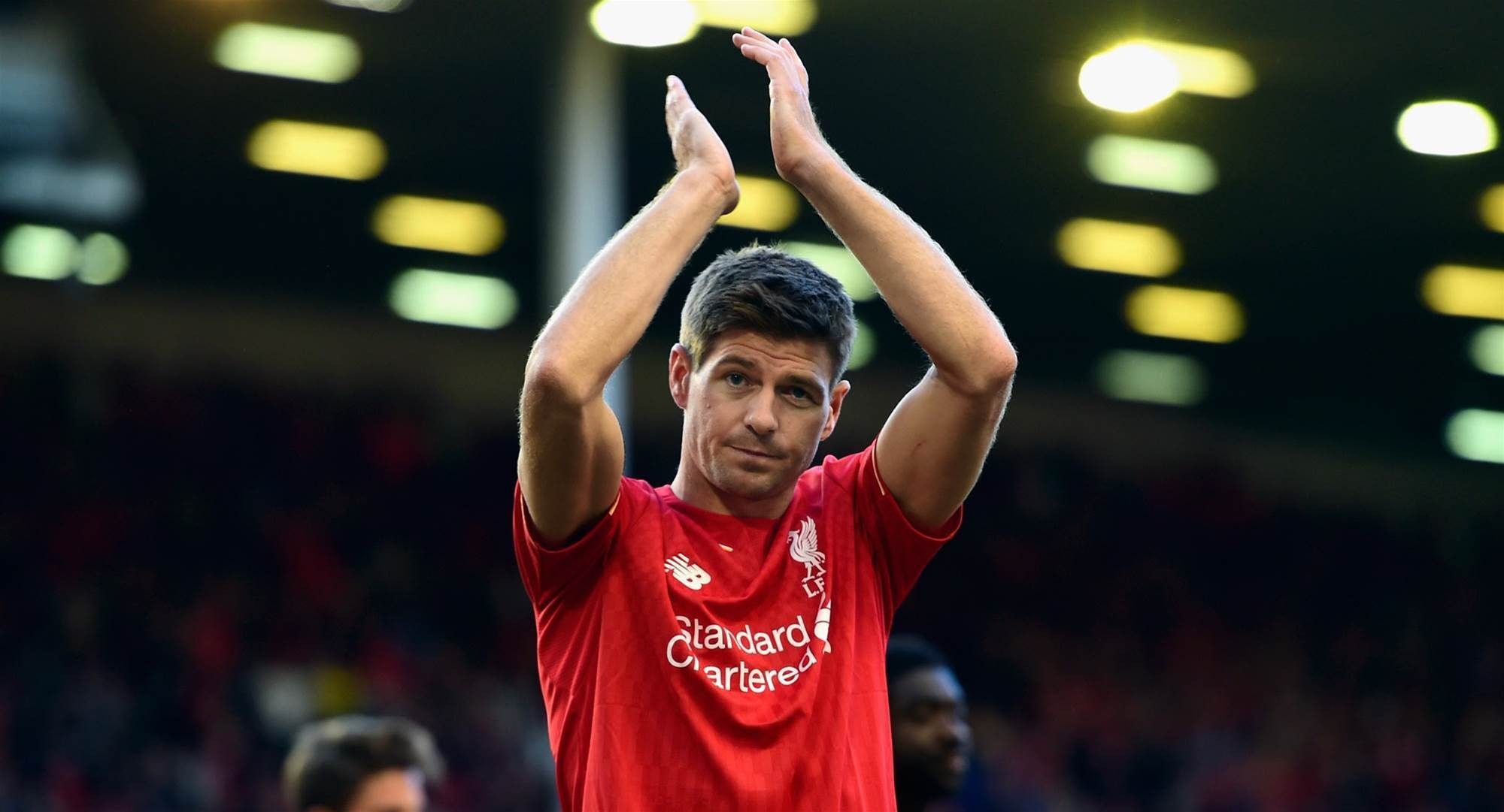 Gerrard to play in Sydney