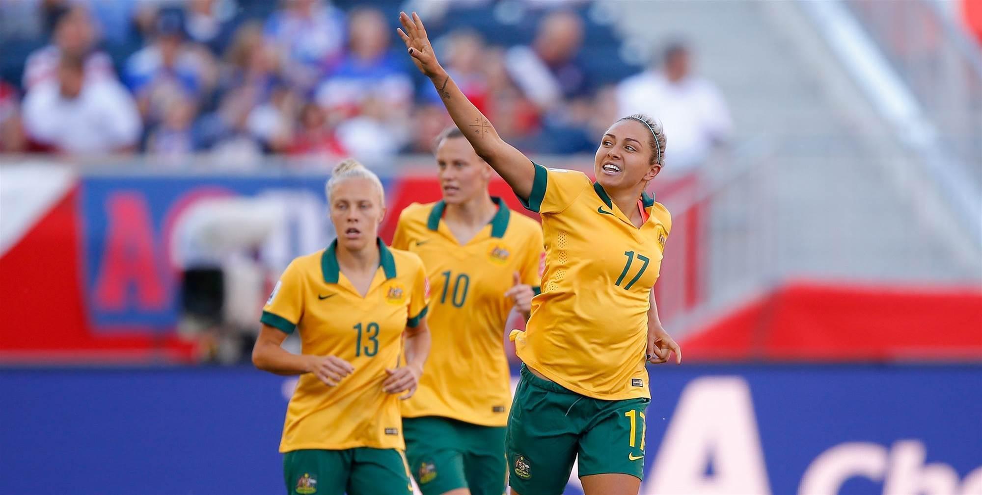 Australia bid to host Women's World Cup