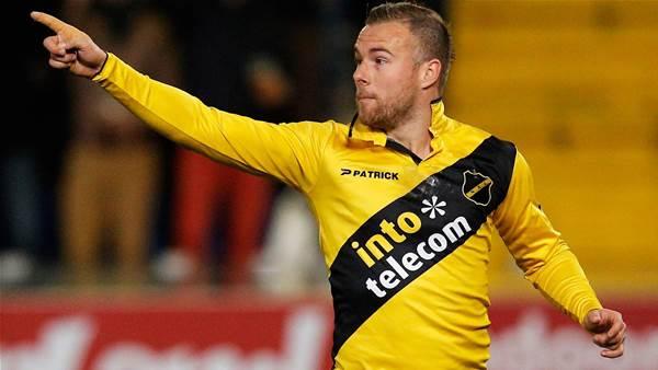 Sydney FC secure Dutch freekick wiz