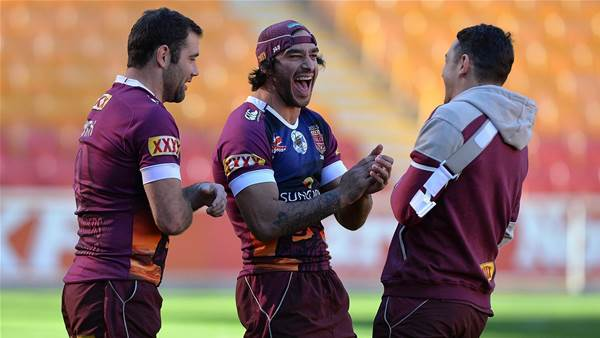 Big names back for the Maroons