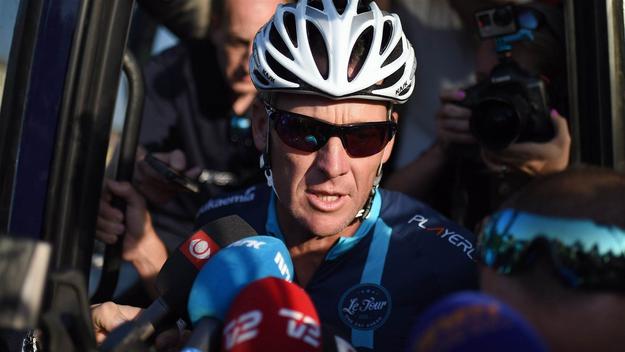 US Government sues Armstrong for $131 million