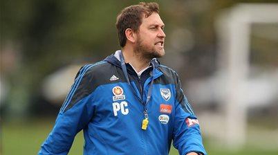 New Joeys boss replaces Vidmar
