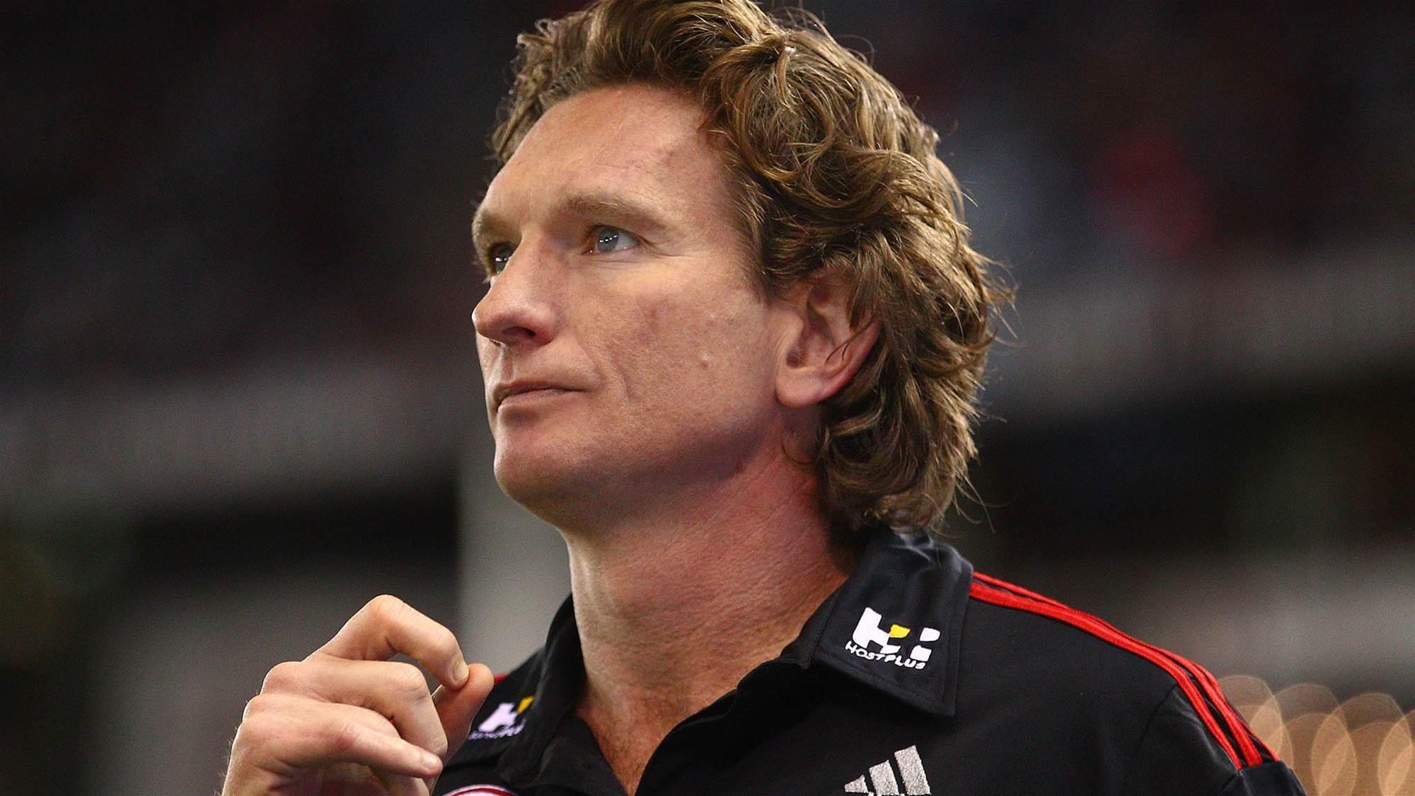 "Hird's dad talks AFL ""conspiracy"" over supplements saga"
