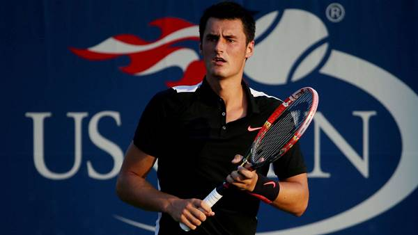 Outrage at Tomic's foul mouth