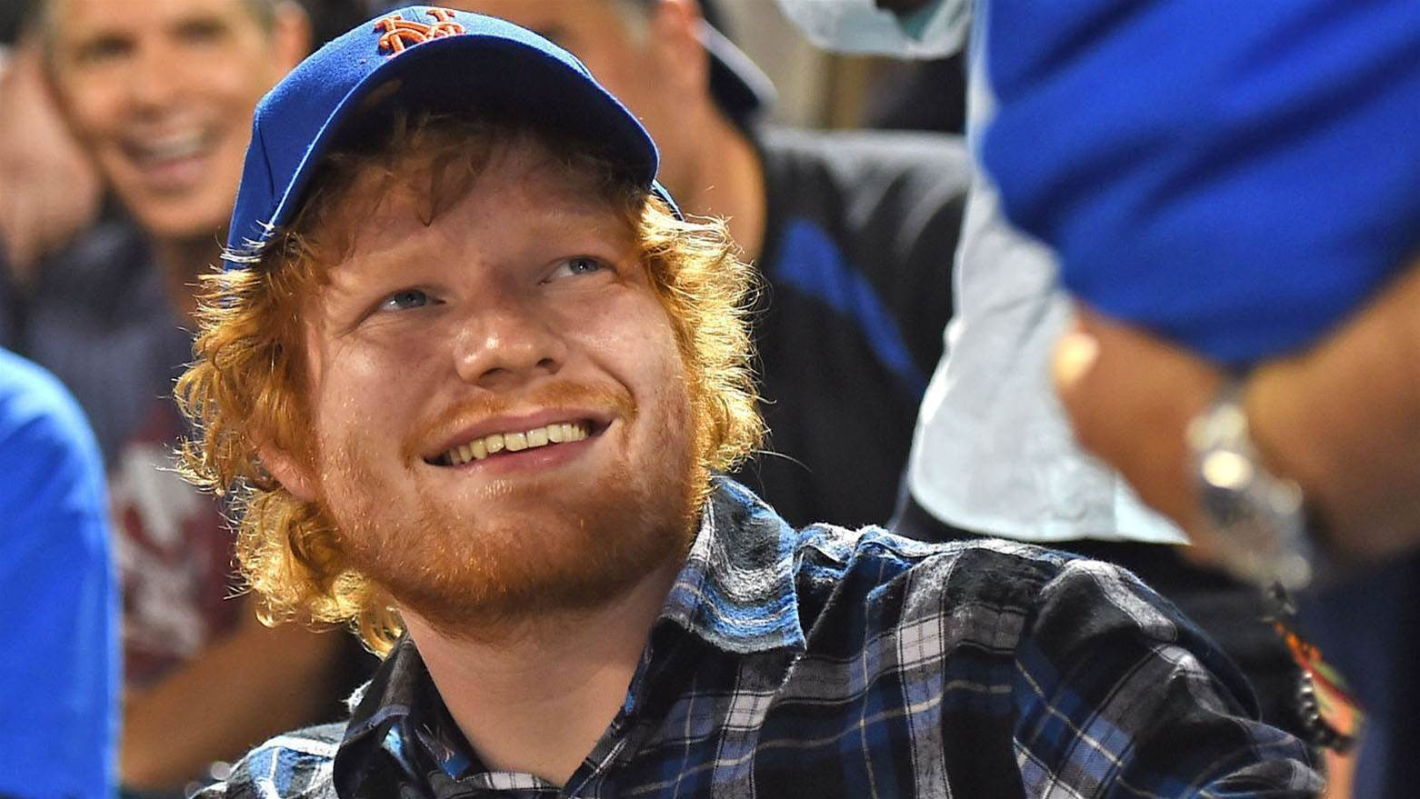 Ed Sheeran breaks one of football's oldest rules