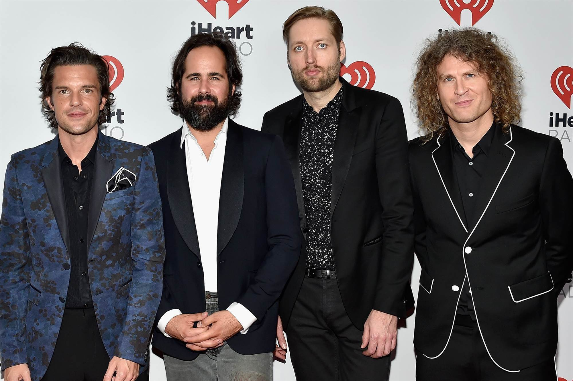The Killers to rock AFL Grand Final