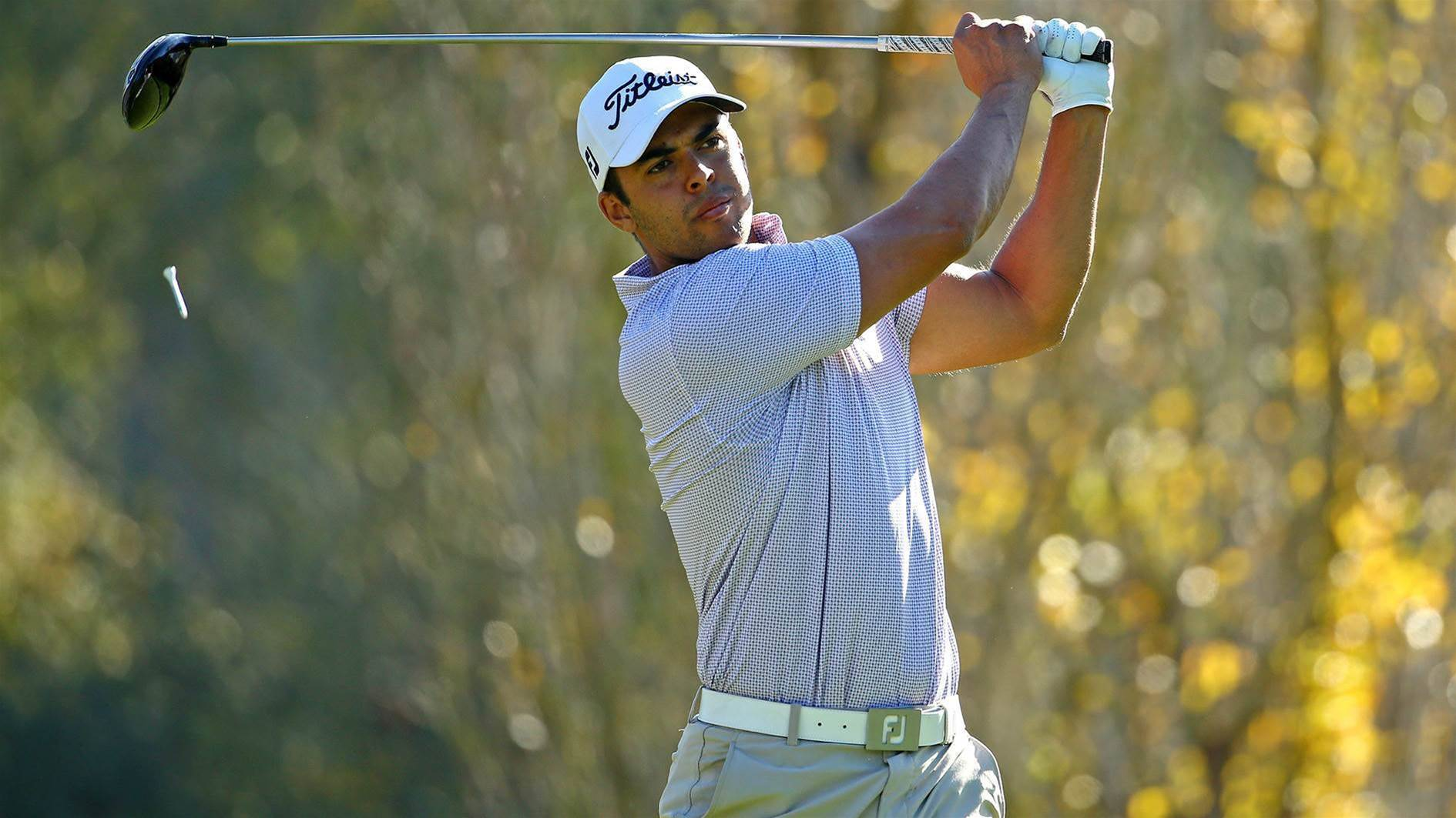 Papadatos keeps his cool to win WA PGA