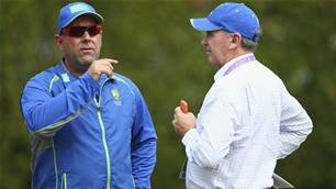 Cricket Australia name Marsh's interim replacement
