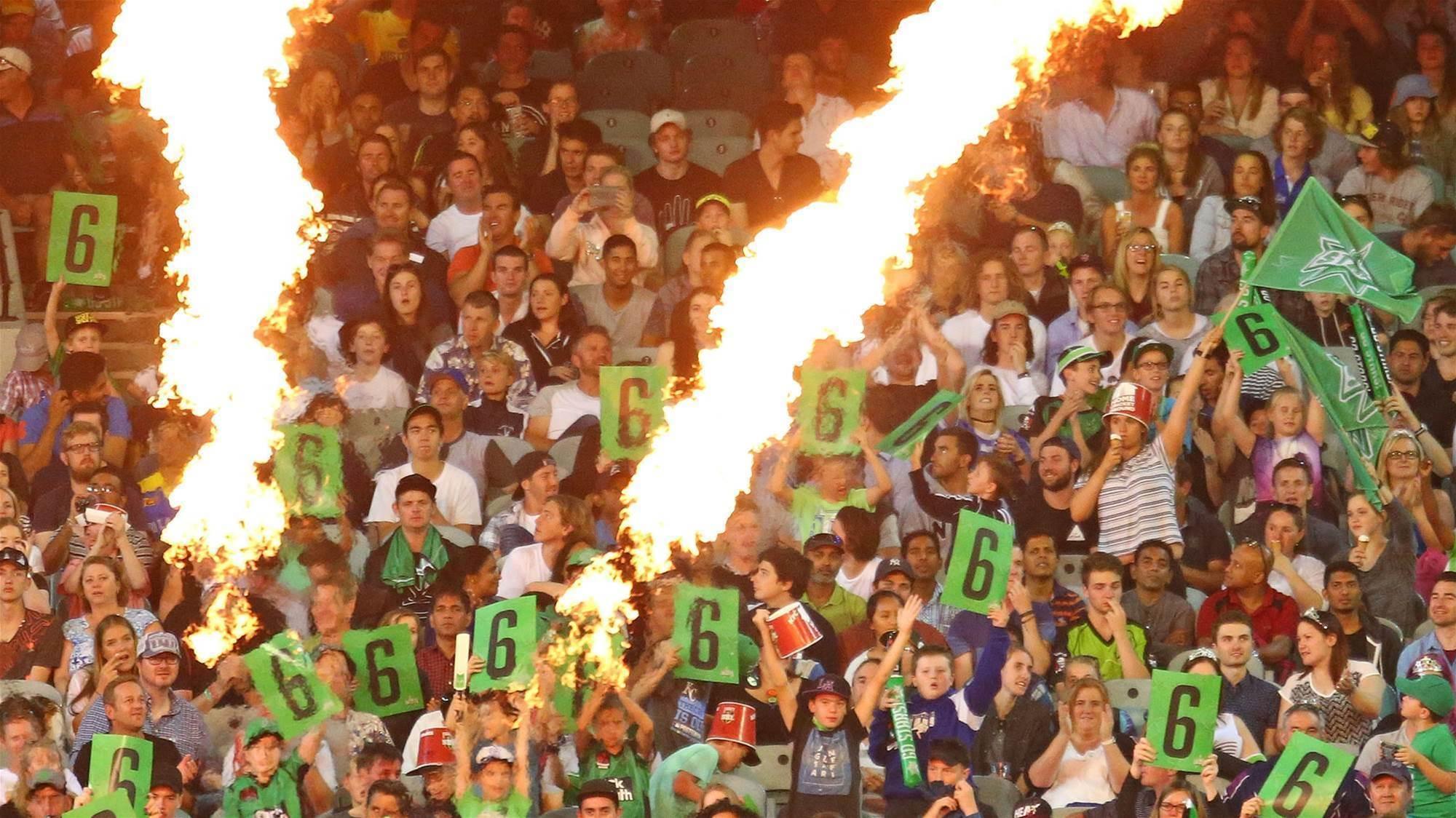Big Bash League adds more games, venues