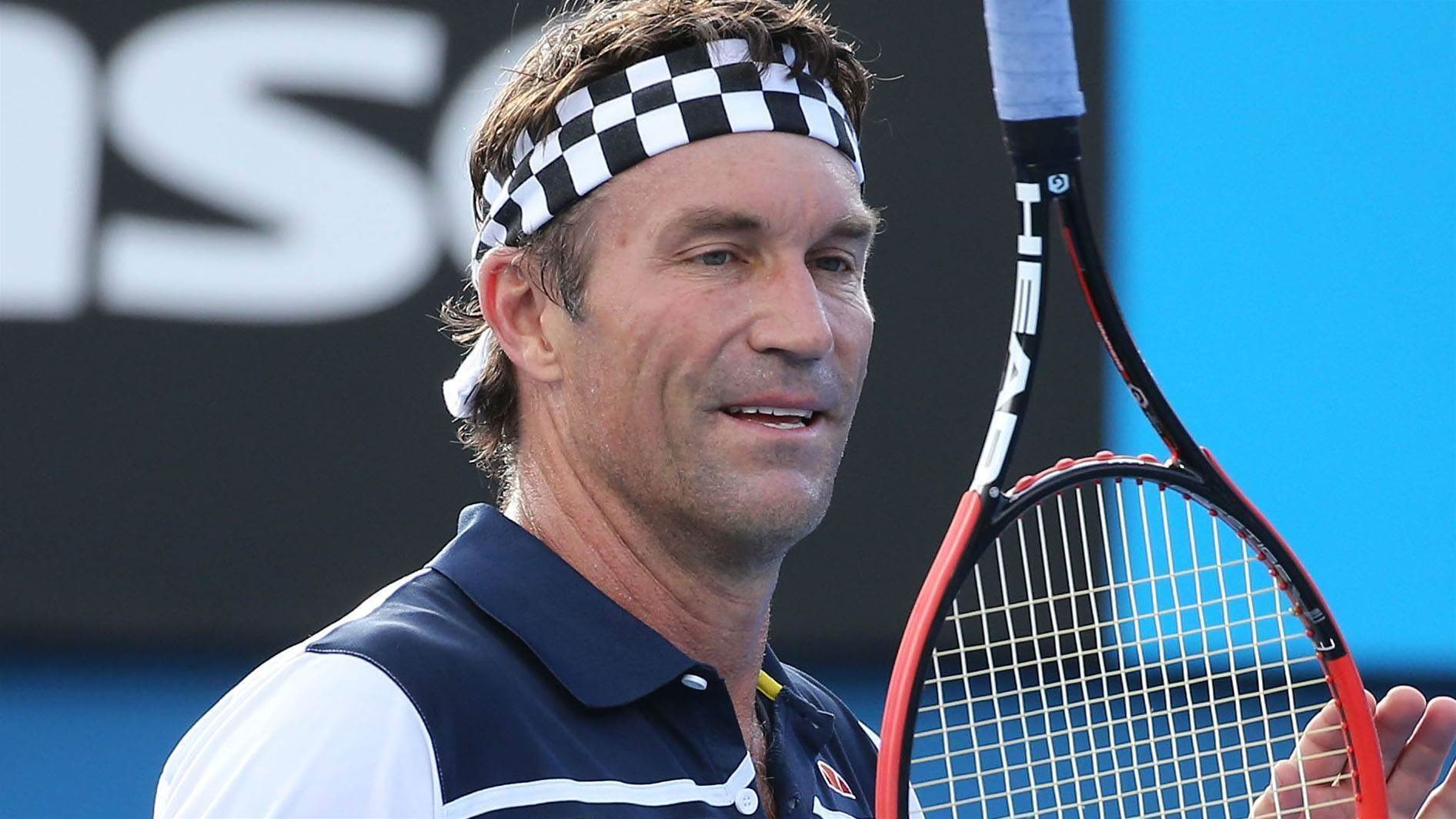 """Cash slams Federer's """"legal cheating"""""""
