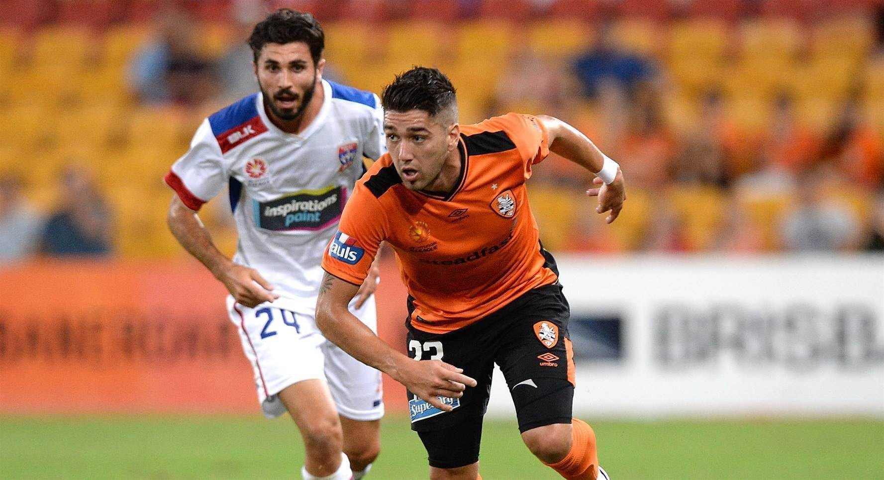 Petratos seals A-League return