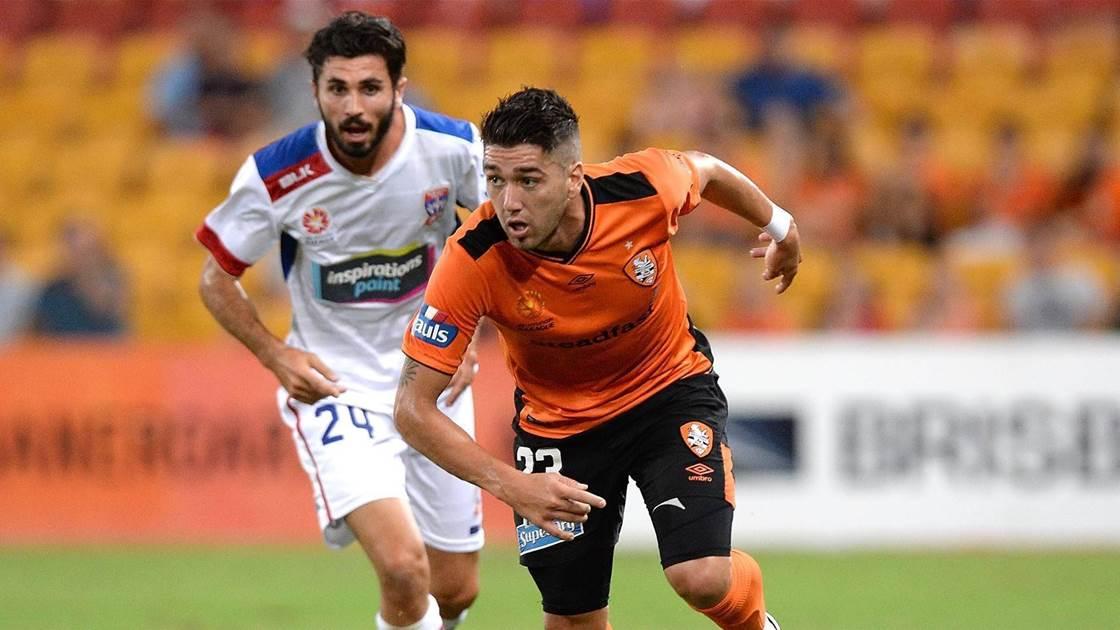 Petratos seals A-League return