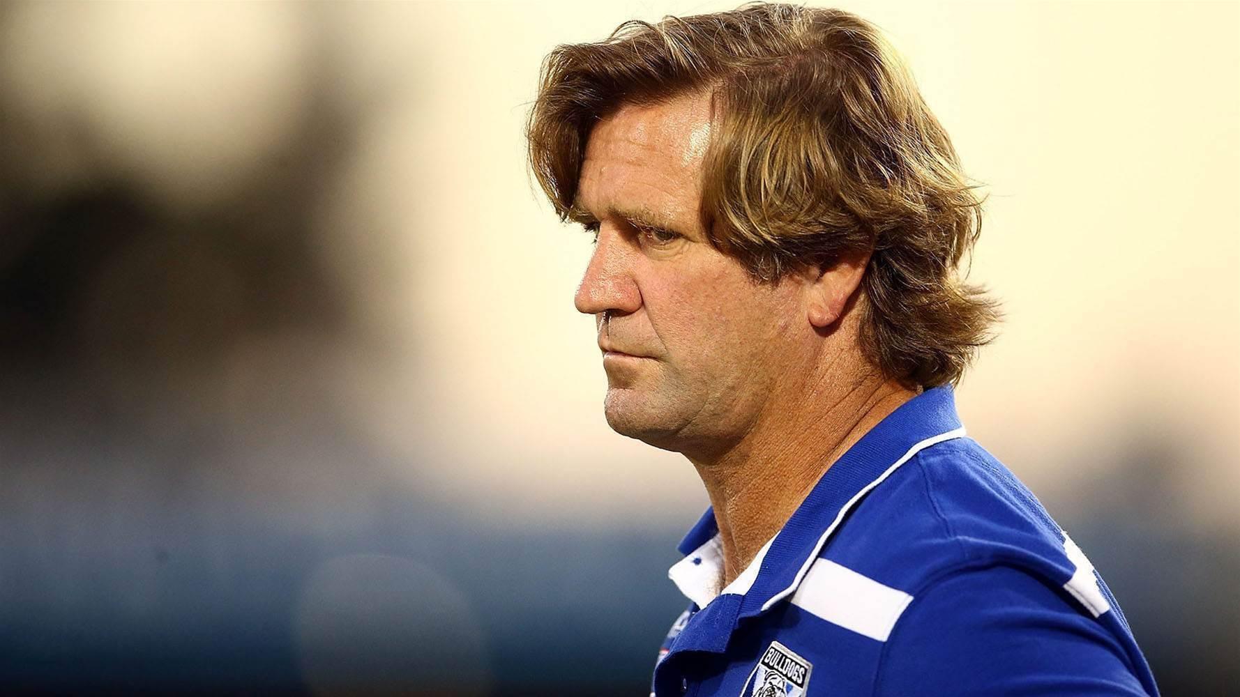 Hasler to face Bulldogs board