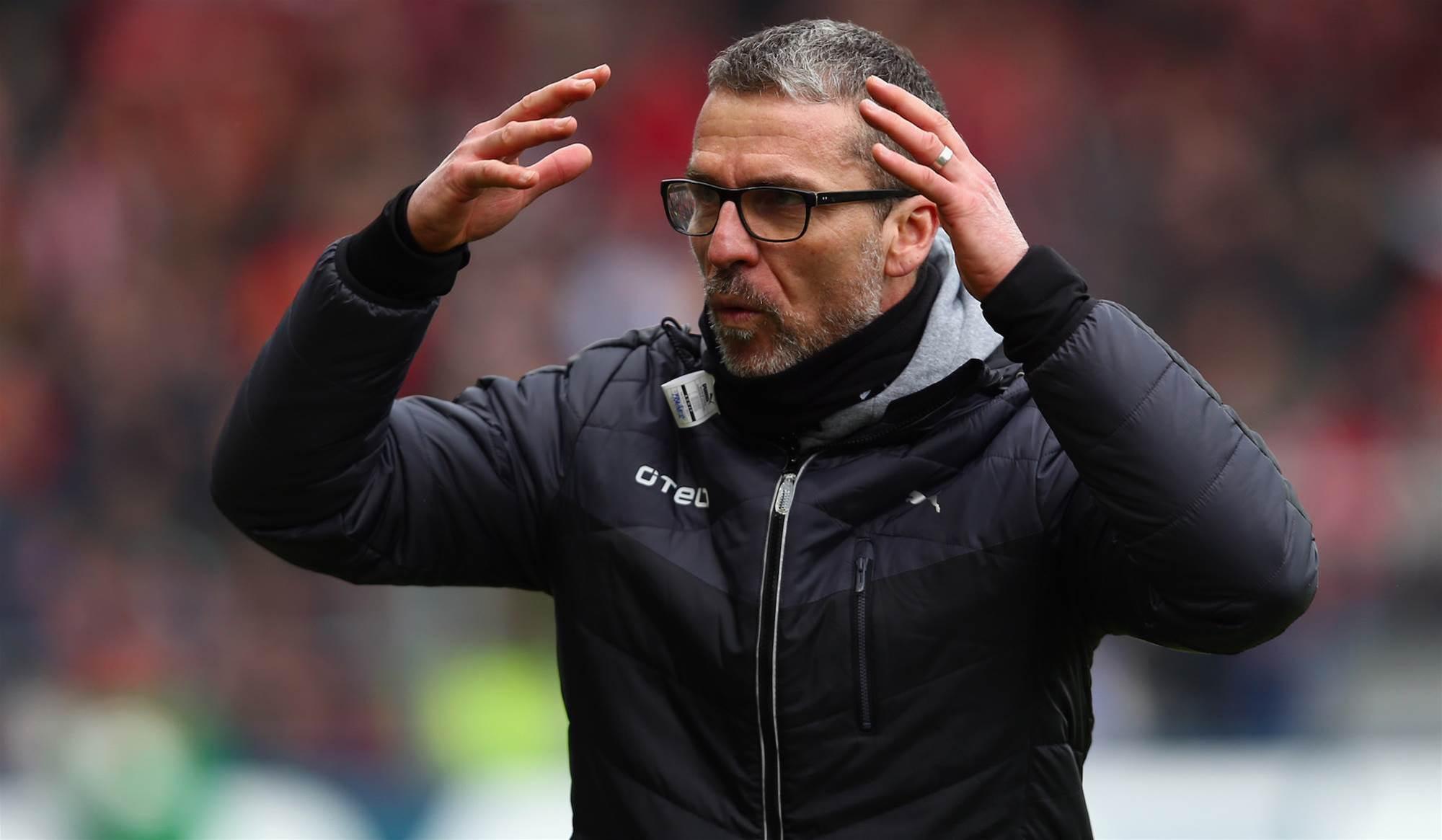 Kurz: We've had a difficult pre-season