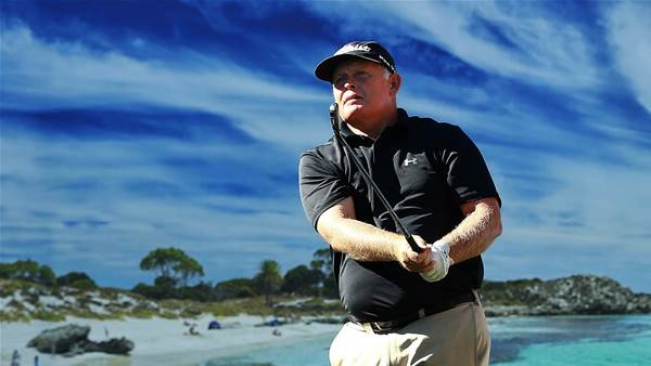 LEGENDS TOUR: Senior soars to New Caledonia win