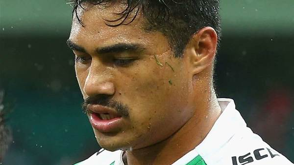 Rabbitohs sack centre