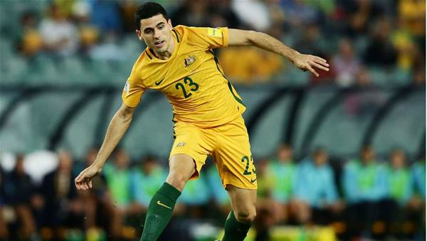 Socceroo backs Nike academy