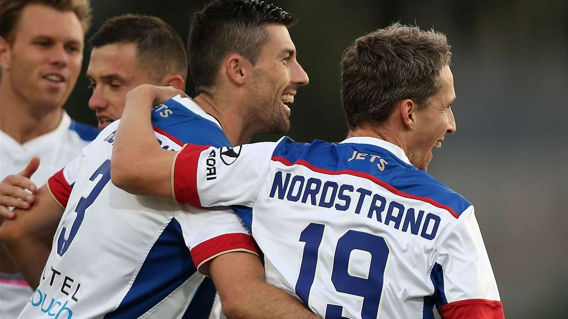 Nordstrand feels top six hunger