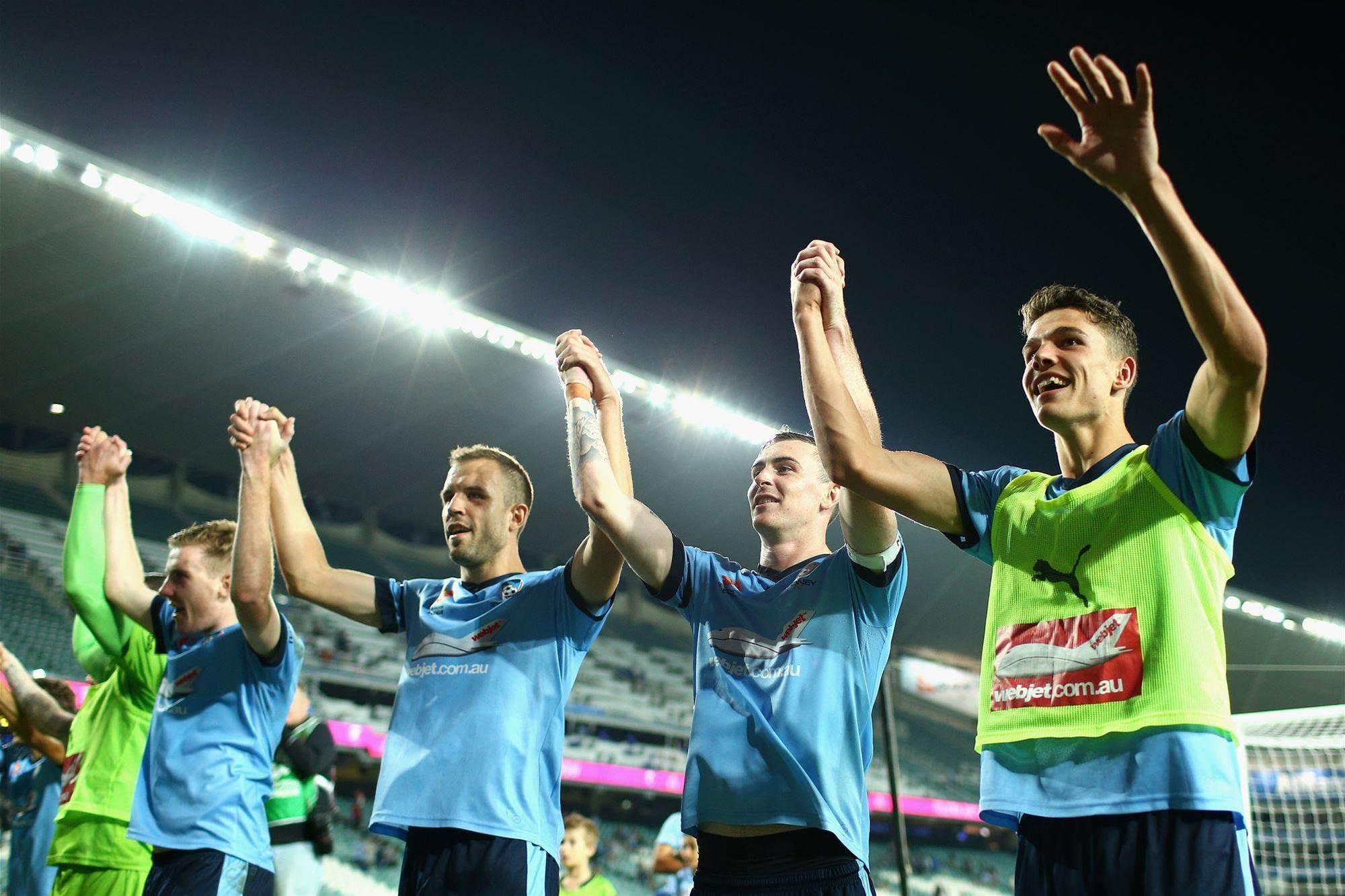 Sydney FC to support Mardi Gras