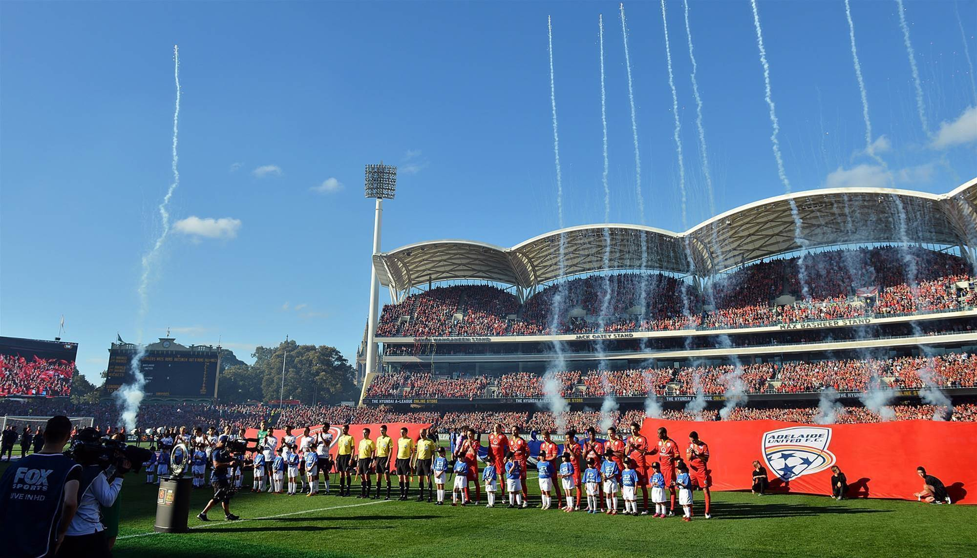 A-League grand final wins global award