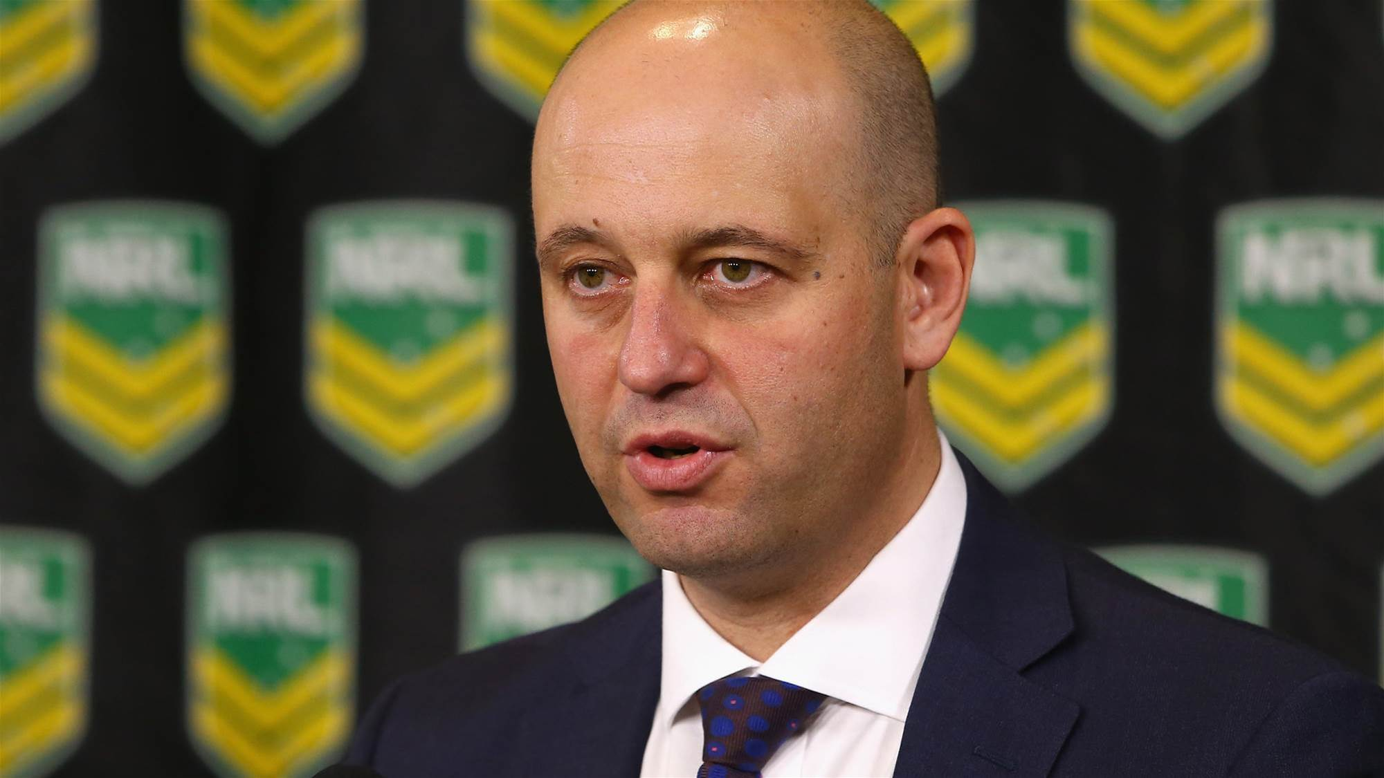 NRL boss defends ties to betting agency