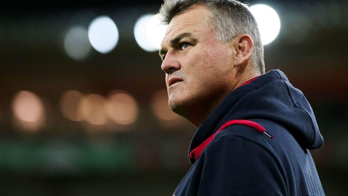 Reds name new coach