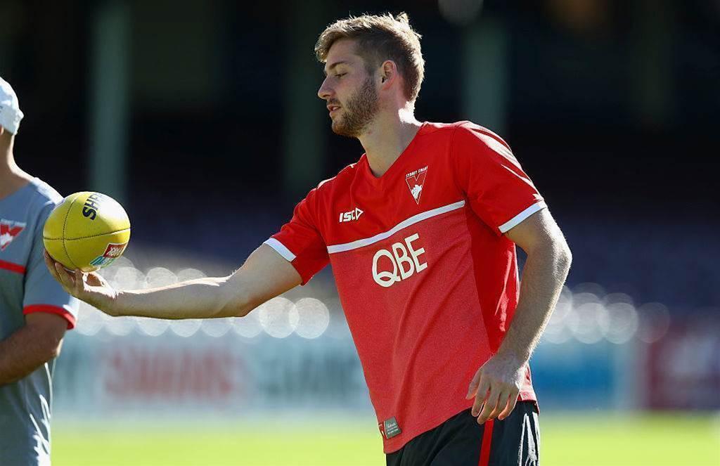 Swan Johnson back after 1,736 days injured