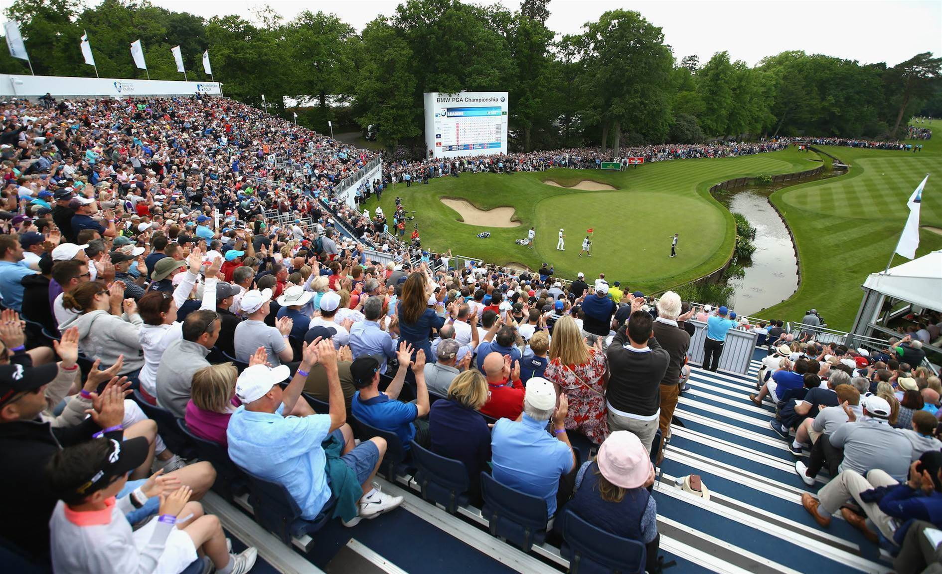 Fireworks expected for new GolfSixes teams event
