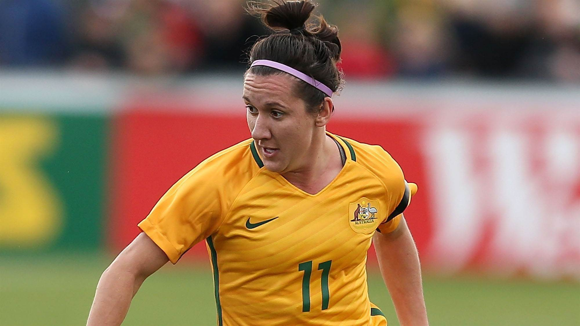 De Vanna: It's scary how fast the Matildas are growing
